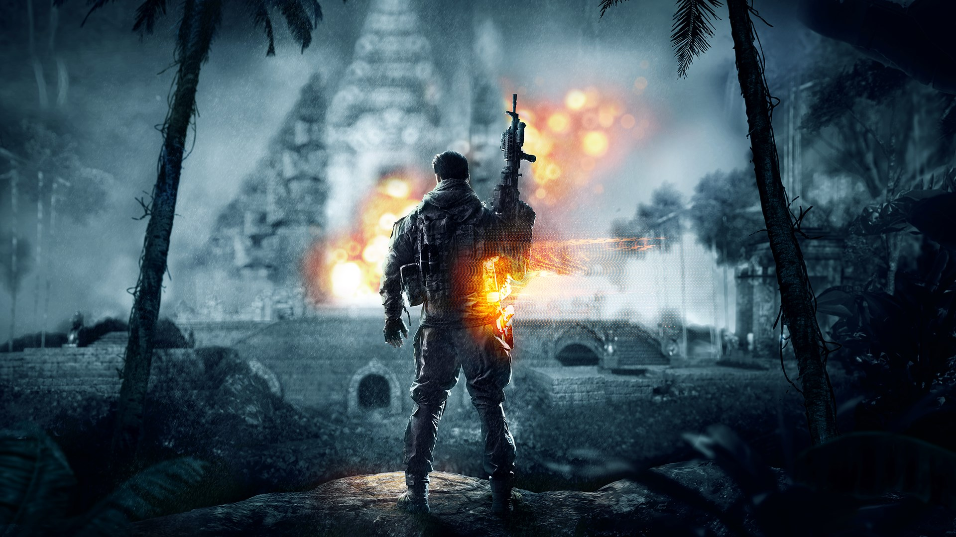 "Battlefield 4 on PS4 comparable to ""Medium"" settings on PC, like ""night & day"" difference to current-gen version"